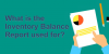 What-is-the-Inventory-Balance-Report-used-for